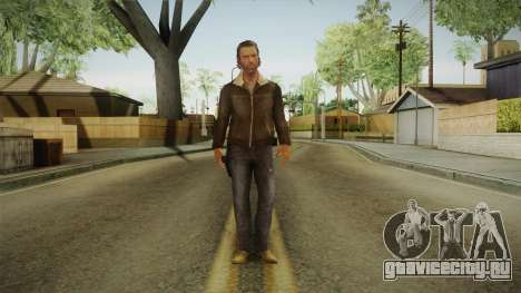 The Walking Dead: No Mans Land - Rick для GTA San Andreas второй скриншот