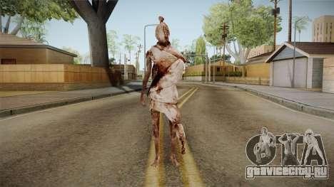 Dreadout - Pocong для GTA San Andreas второй скриншот