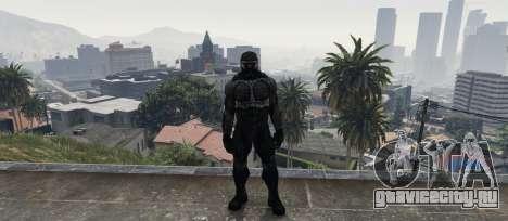 Crysis 2 NanoSuit Black для GTA 5