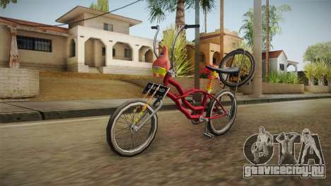 Bike Lowrider Thailook для GTA San Andreas