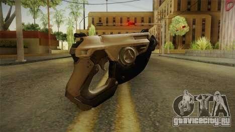 Overwatch 9 - Tracers Pulse Gun v2 для GTA San Andreas