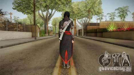Shao Jun Hoodie Down для GTA San Andreas третий скриншот