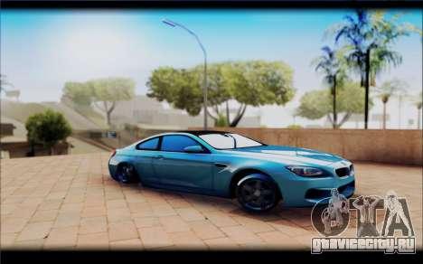 BMW M6 Stance для GTA San Andreas