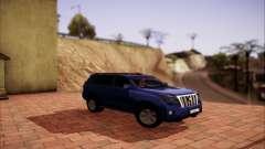Toyota LC Prado 150 для GTA San Andreas