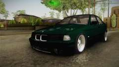 BMW 320i E36 BORBET для GTA San Andreas