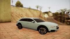 Audi A4 Allroad 2017 для GTA San Andreas