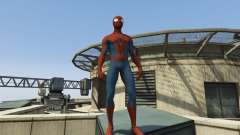 The Amazing Spider-Man 2 для GTA 5