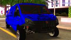 GAZ Next Rally для GTA San Andreas