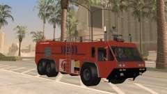 E-One Titan Force 6x6 для GTA San Andreas