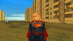 Supergirl Legendary from DC Comics Legends для GTA San Andreas