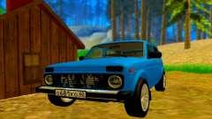 VAZ 2121 GVR для GTA San Andreas