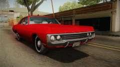 Dodge Polara 1971 Hubcaps для GTA San Andreas