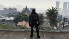 Crysis 2 NanoSuit Black для GTA 5