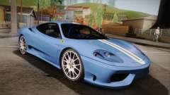 Ferrari 360 Challenge Stradale v3.2 для GTA San Andreas