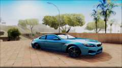 BMW M6 Stance