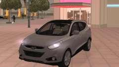 Hyundai ix35 2.0 CRDi 2010 для GTA San Andreas