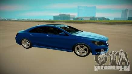 Mercedes-Benz CLA 200 для GTA San Andreas