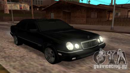 Mersedes-Benz W210 для GTA San Andreas
