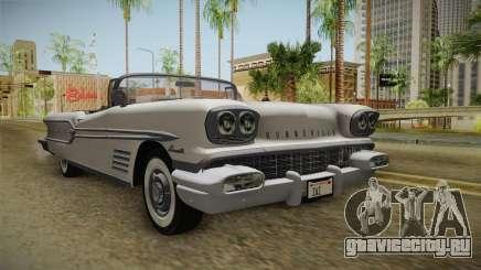 Pontiac Bonneville Hardtop 1958 HQLM для GTA San Andreas