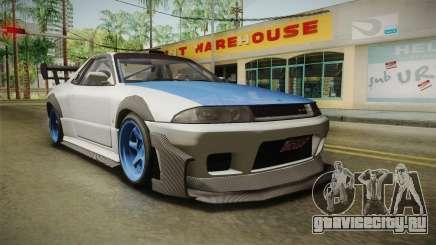 GTA 5 Annis Elegy Retro Custom v2 для GTA San Andreas