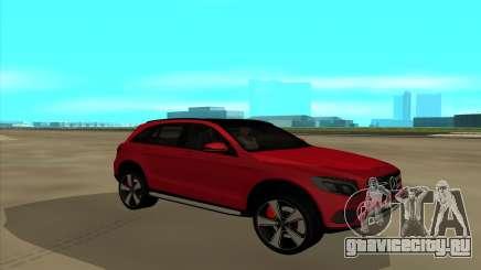 Mercedes Benz GLC для GTA San Andreas