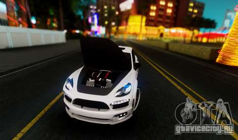 Porsche Cayenne Hamann Guardian Evo для GTA San Andreas