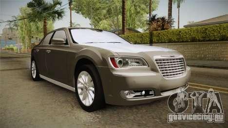 Chrysler 300C Hajwalah 2015 для GTA San Andreas вид справа