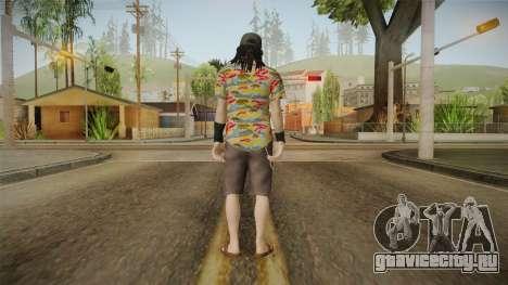 Watch Dogs 2 - T-Bone для GTA San Andreas третий скриншот