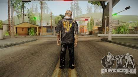 Friday The 13th - Jason v4 для GTA San Andreas третий скриншот
