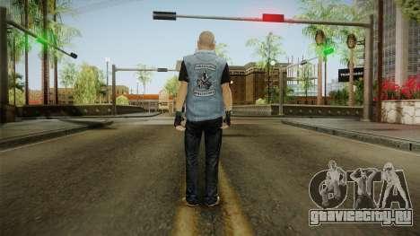 Whetstone Forasteros Skin 2 для GTA San Andreas третий скриншот