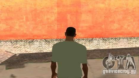 Футболка Fallout для GTA San Andreas второй скриншот