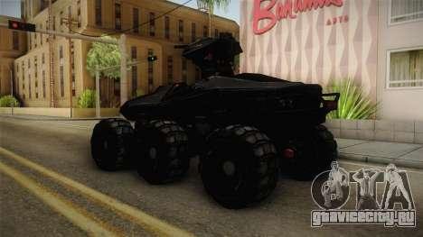 Goliath UGV для GTA San Andreas вид слева