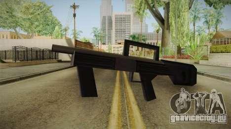 Driver: PL - Weapon 8 для GTA San Andreas