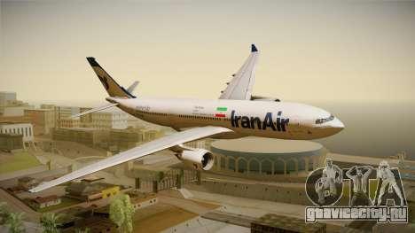 Airbus A330-200 IranAir для GTA San Andreas