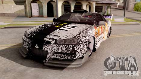 Nissan Skyline GT-R One Piece для GTA San Andreas