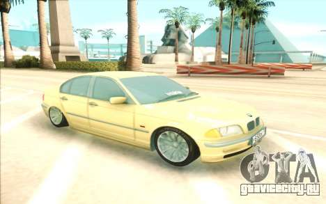 BMW 320 для GTA San Andreas