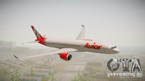 Airbus A350 Avior Airlines (Fictional) для GTA San Andreas