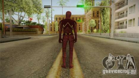 The Flash TV - The Flash v2 для GTA San Andreas третий скриншот