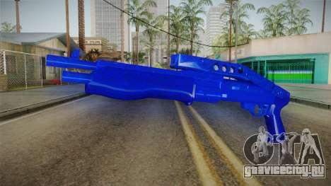 Dark Blue Weapon 3 для GTA San Andreas