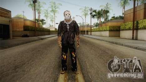 Friday The 13th - Jason v4 для GTA San Andreas второй скриншот