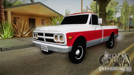 GMC Pickup 1970 для GTA San Andreas
