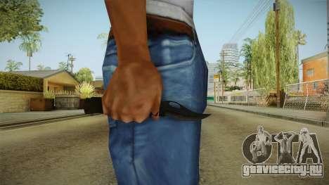 Resident Evil 7 - Pocketknife для GTA San Andreas