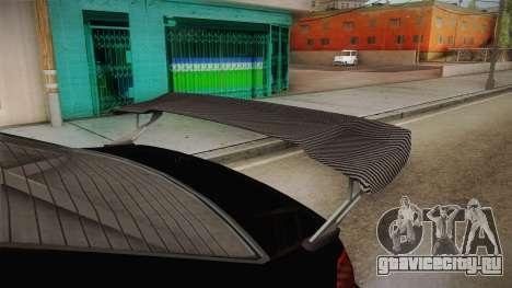 GTA 5 Karin Kuruma RS для GTA San Andreas вид изнутри