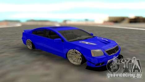Mitsubishi Galant Sport для GTA San Andreas
