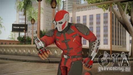 Injustice 2 Mobile - Deadshot v1 для GTA San Andreas