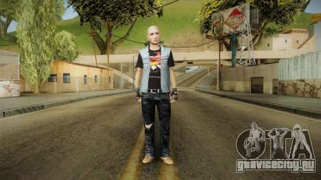 Whetstone Forasteros Skin 2 для GTA San Andreas второй скриншот