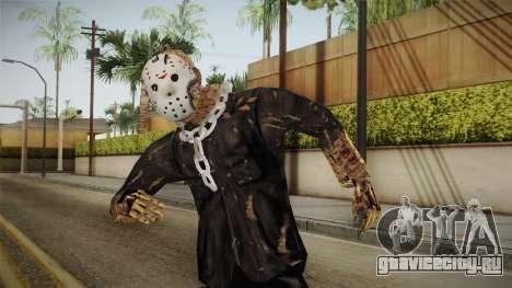 Friday The 13th - Jason v4 для GTA San Andreas