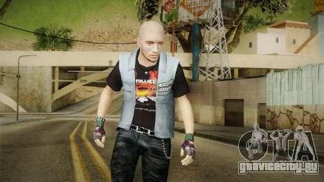 Whetstone Forasteros Skin 2 для GTA San Andreas