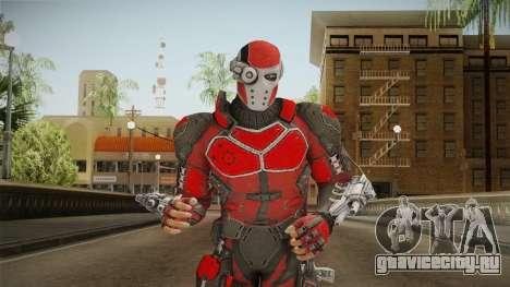 Injustice 2 Mobile - Deadshot v2 для GTA San Andreas