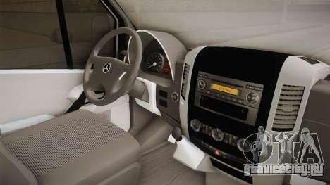 Mercedes-Benz Sprinter GC Trafico Spanish для GTA San Andreas